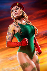 Shannon Lynn as Cammy White