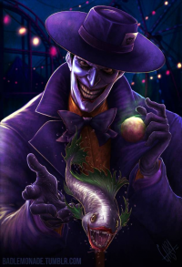 The Joker from 0theghost0