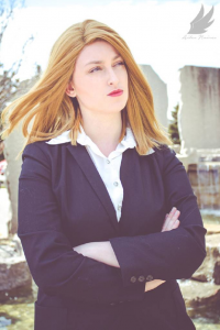 Lunaire Cosplay as Dana Scully