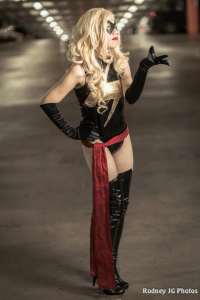 Akabeko Cosplay as Ms. Marvel