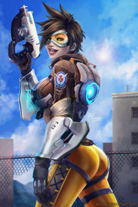 Tracer from Aaron Foster