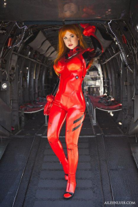 Crystal Graziano as Asuka Langley Soryu