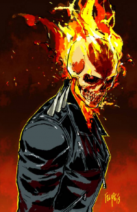 Ghost Rider from Felipe Smith