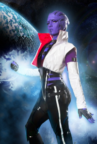 Love Squad as Asari