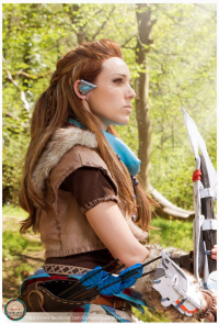 Illyne Cosplay as Aloy