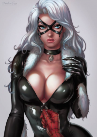 Black Cat from Dandonfuga