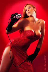 Crystal Quin as Jessica Rabbit