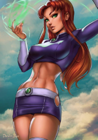 Starfire from Dandonfuga
