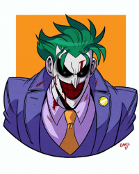 The Joker from Jordan Battle
