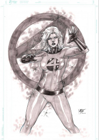 Sue Storm from Leo Matos