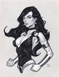 Donna Troy from Michael Dooney