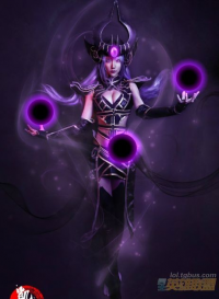 Unknown Female Artist as Syndra
