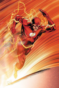 The Flash from Kyle Ritter