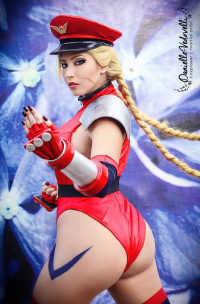 Danielle Vedovelli as Cammy White/Bison
