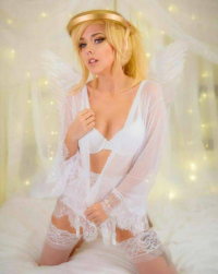 Unknown Female Artist as Mercy