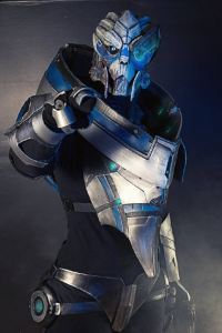 Red Nebula Studios as Garrus Vakarian