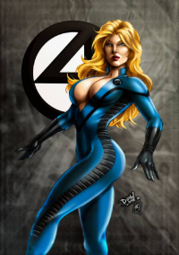 Sue Storm from Henrique