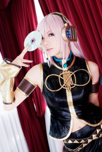 Ample-cosplay.com as Luka Megurine