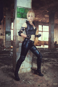 Unknown Female Artist as Sonya Blade