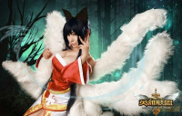 Unknown Female Artist as Ahri