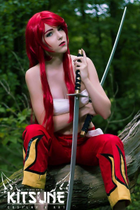 Steven Wolf Photography as Erza Scarlet