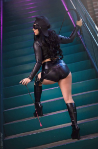 Ambyrvescent Cosplay as Catwoman