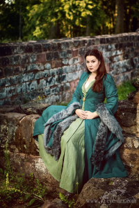 MADmoiselle Méli H as Catelyn Stark