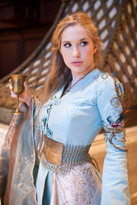 Crystal Graziano as Cersei Lannister