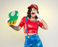 RatNip Productions as Mario