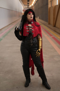 Alini Cosplay as Vincent Valentine