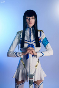 Unknown Female Artist as Satsuki Kiryuin