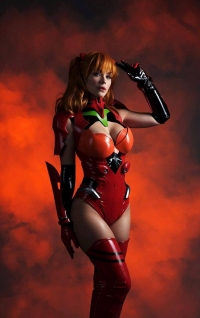 Irina Pirozhnikova as Asuka Langley Soryu