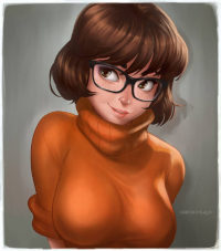Velma Dinkley from Dandonfuga