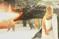 Unknown Female Artist as Daenerys Targaryen