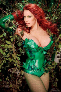 Bianca Beauchamp as Poison Ivy