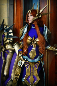 Laura Craft as Leona