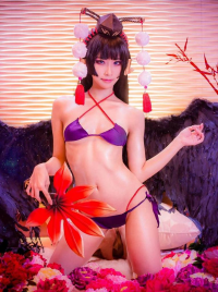 Unknown Female Artist as Nyotengu