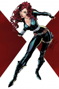 Black Widow from André Campos