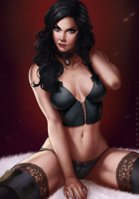 Yennefer from Dandonfuga