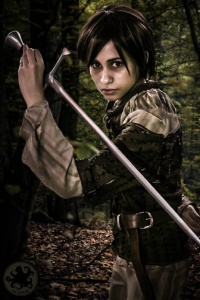 Julia Teodorak as Arya Stark