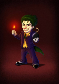 The Joker from Ryodita