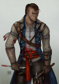 Conner Kenway from Dandonfuga