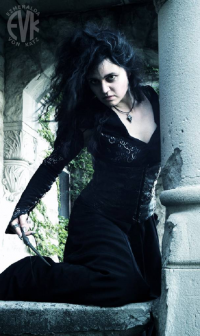 Ezmeralda Von Katz as Bellatrix Lestrange