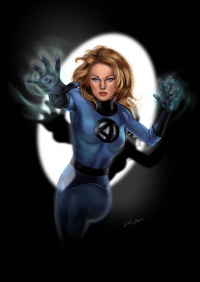Sue Storm from Jeff Ng