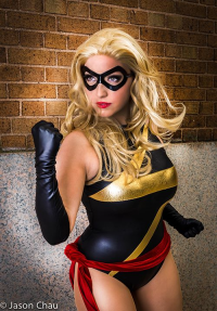 Alissa Jess as Ms. Marvel