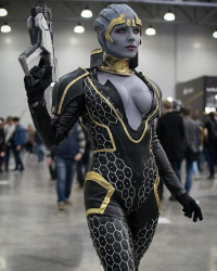Unknown Female Artist as Samara