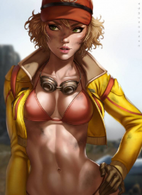 Cindy Aurum from Dandonfuga