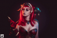 Viki's Cosplayology as Alexstrasza