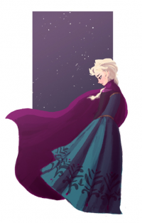 Elsa of Arendelle from Annie Pollock