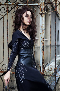 F Lovett as Bellatrix Lestrange